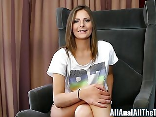 Sexy Teen Shyla Ryder Gets Ass Fucked for All Anal!