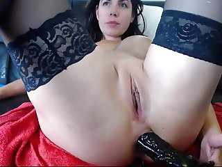 HOTjulia stockings squirt camshow