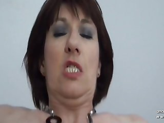 Amateur french mature banged analyzed and cum 2 mouth in pov
