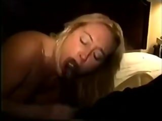 Married wife gang fucked and used by big blac