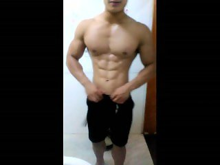 Asian Muscle Jack