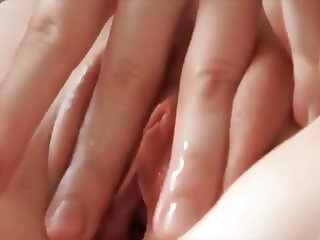 Wet fingers compilation