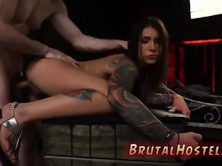 Extreme toy hd and brutal facial Excited