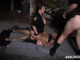French creampie amateur The milf cops