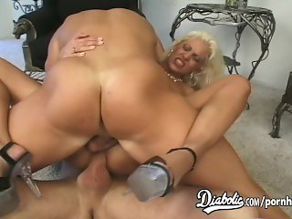 Sky Gets Pushed Through Her Limit