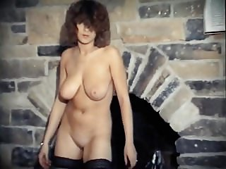 HUNG UP - vintage jiggly big boobs strip dance