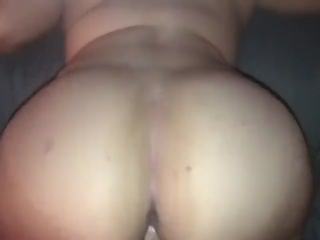 Hot Blonde Fucked Hard from Behind (Add me On Snapchat: BabeHot6969 )