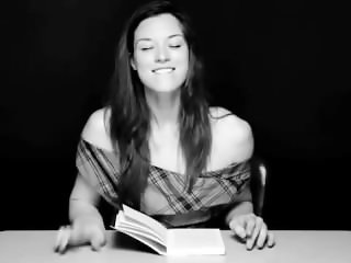 Stoya - Hysterical Literature (She Cums Hard)