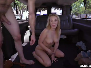 Bailey Brooke Gets Fucked On The Bus