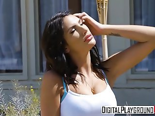 XXX Porn video - Broke College Girls Episode 1 August Ames C