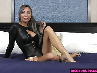 Made to suck cock for Janira Wolfe