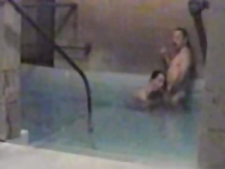 Gym Pool Spycam
