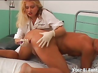 I am your nurse and I can do anything I want to you