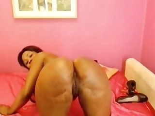 Hot African Big Ass and Tits Webcam