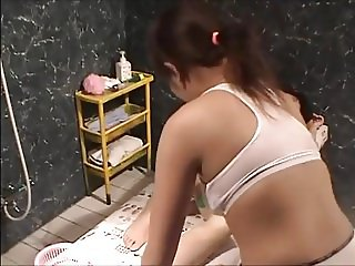 JAPANESE SOAP MASSAGE 1