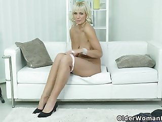 Next door milfs from Europe part 10