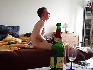 German MILF Visit her Young Lover