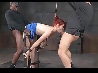 Redhead Bound and Used Hard