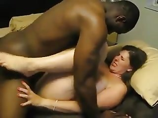 Black Bull pounds pretty wife - Cuckold films