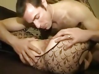 Husband films his wife