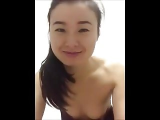 Chinese girl vegetable fun.mp4