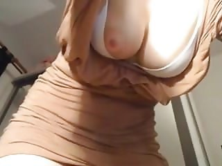 Secretary with a smooth pussy that is fun