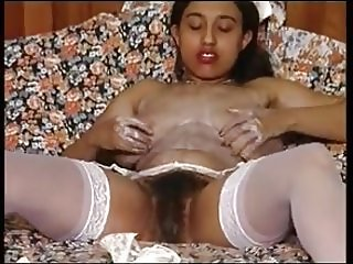 Nice hairy indian pussy