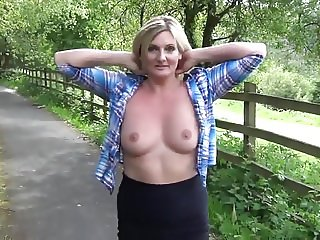 Flashing in the Countryside
