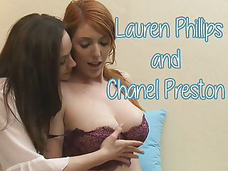 Babysitter Chanel Preston and Lauren Phillips