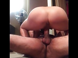 PAWG Girl Get a Hard Pounding