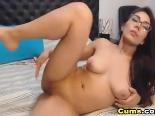 Horny Babe with Fat Ass Fucked Hard