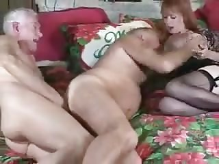 Gilf Couple Bi Party