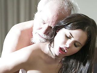 Stp1 a chance meeting with grandpa ends with a lovely fuck - 1 part 4