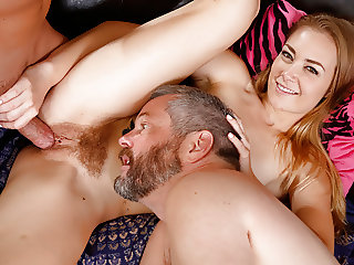 Slutty wife and her cuckold