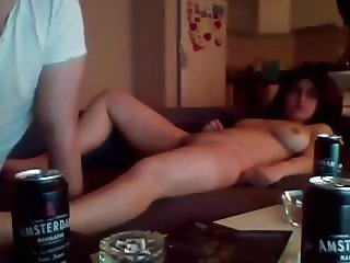 Turkish couple on Skype with Hot body 26 years old