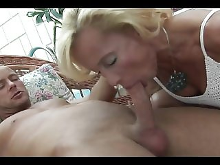 Great Body Blonde Mature Fucked