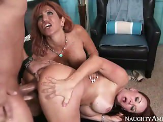 Pretty Step Mom Janet Mason, Tara Holiday loves me