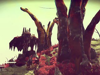 No Man's Sky Opening Credits And First Gameplay