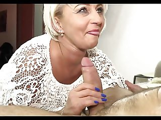 Blowing Watching A Porn Movie