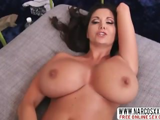 Vulgar Stepsister Ava Addams Loves Perfect Cock