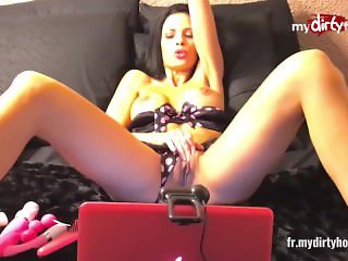 My Dirty Hobby - French pro slut giving lessons