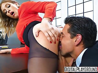 XXX Porn video - The Panty Hoes Giselle Palmer Ryan Driller