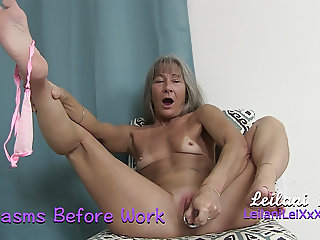 Orgasm Before Work TRAILER