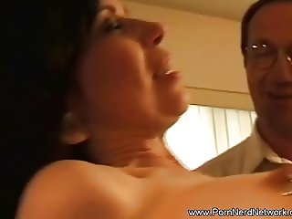 ough Sex For Swinger Housewife amd Cumshot Facial