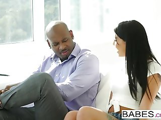 Babes - Black is Better - Taking Care Of Business  starring