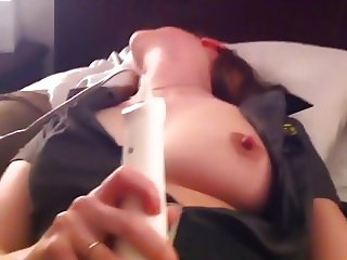 Redhead Housewife's First Video