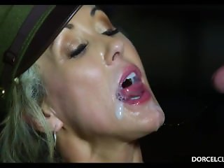 Brandi Love Gets Fucked By The Sergent