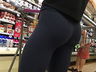 Fit College Babe Booty Patrol