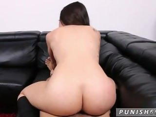 Rough sex choking strapon Wanting To Be