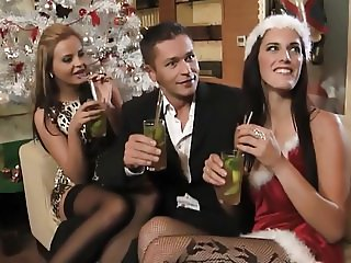 Nothing Better of an Orgy for Christmas.
